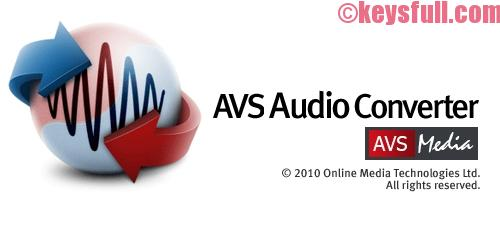 AVS Audio Converter 8.2.1.568 Crack, Activation Code (1)