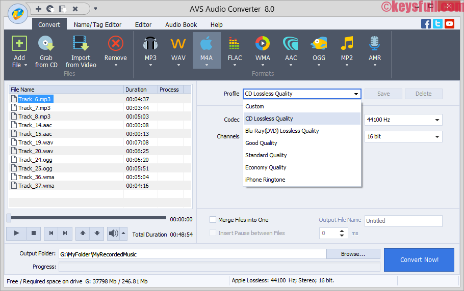 AVS Audio Converter 10.0.3 Crack, Activation Code