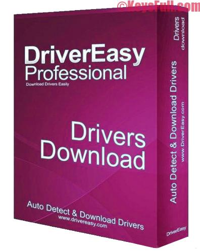 DriverEasy Pro 5.5.0.5335 Crack Full Version Plus License Key
