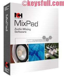 MixPad 4.16 Crack Registration Code For Windows