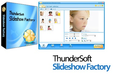 ThunderSoft Flash Slideshow Factory 4.0.0 Crack Serial Keys
