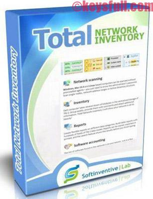 Total Network Inventory 3.4.0  Crack, Serial Key Download