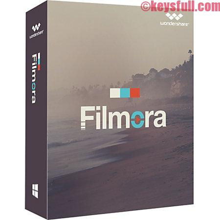 Wondershare Filmora 9.0 Crack Full Registration Code