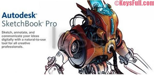 Autodesk SketchBook Pro 8.2.1 Full Crack Download (1)