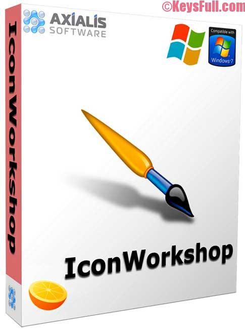Axialis IconWorkshop 6.91 Product Key + Crack Download (2)
