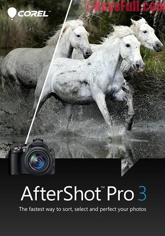 Corel AfterShot Pro 3.2.0 Setup With Crack Free Download