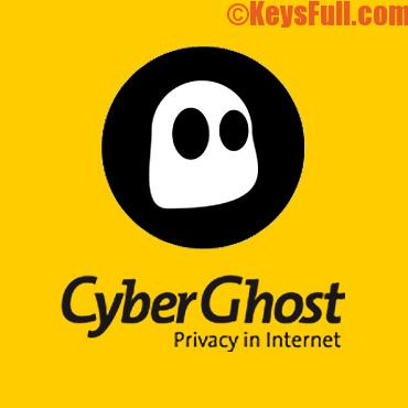 CyberGhost VPN 6.0.2 Crack With Serial Key Download