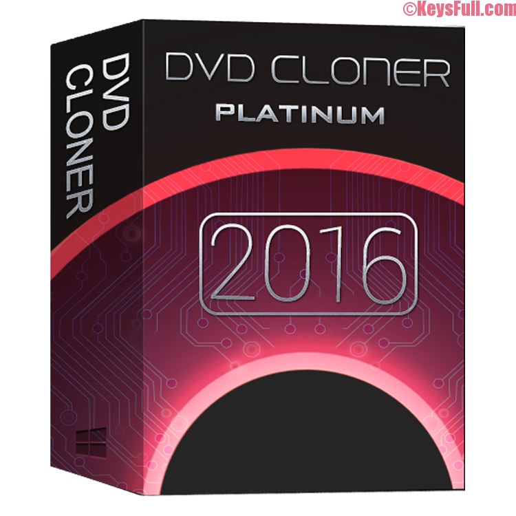 DVD-Cloner Platinum 2017 v14 Crack, Serial Key Download