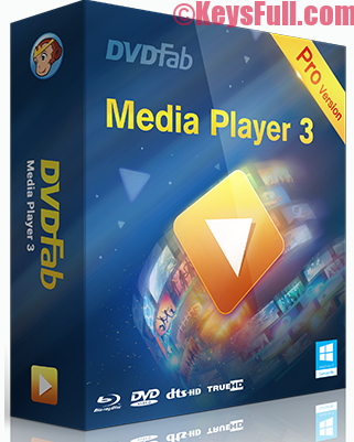 DVDFab Media Player Pro 3.0.0.1 Crack & Serial key (1)
