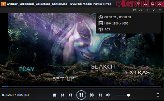 DVDFab Media Player Pro 3.0.0.1 Crack & Serial key (3)