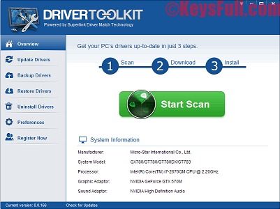 DriverToolkit 8.5 Full Patch Free Download (1)