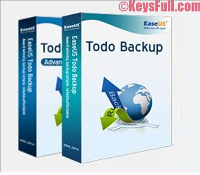 EASEUS Todo Backup 10.5.0.0 License Code With Crack
