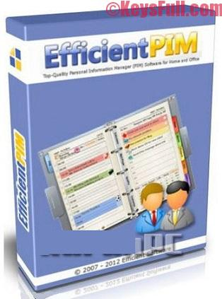 EfficientPIM Pro 5.22 Build 526 Full Crack Free Download (1)