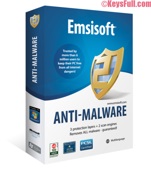 Emsisoft Anti-Malware 11.10.0.6563 Crack License Key [Trail Reset] (1)