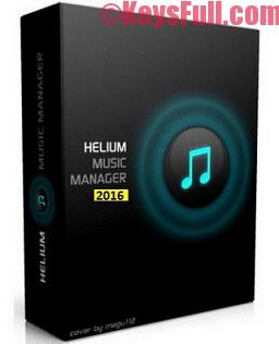 Helium Music Manager Premium 14.7 License Key Download