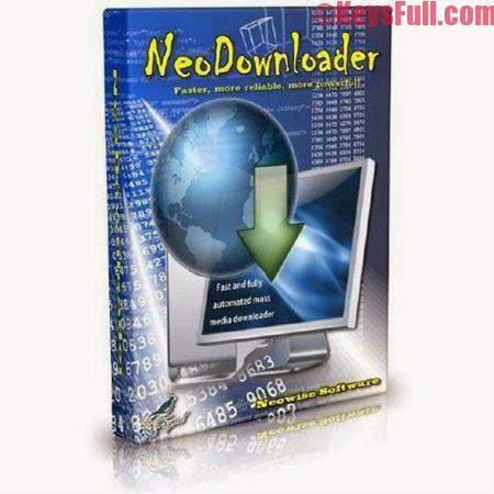 NeoDownloader 3.0.2 Build 203 Registration Code Full Download