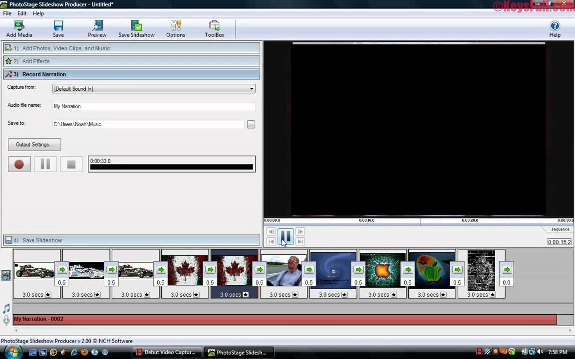 PhotoStage Slideshow Producer Professional 3.45 Full Crack (2)