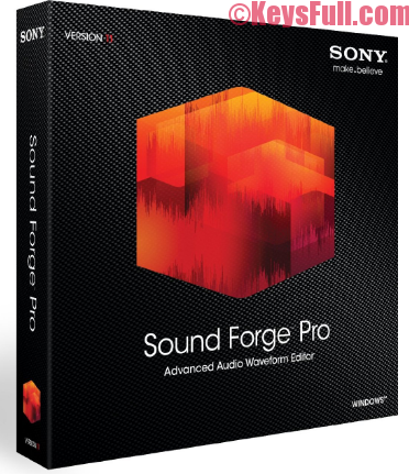 Sound Forge Pro 11.0 Build 338 Serial Number + Crack (1)