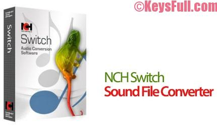 Switch Sound File Converter 5.07 Full Crack Download Free!