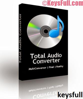 Total Audio Converter 5.2.149 Full Crack Incl Serial Download