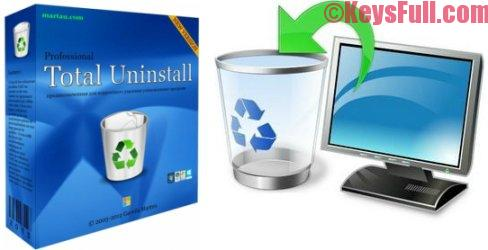 Total Uninstall 6.17.0 Registration Key Incl Crack Download