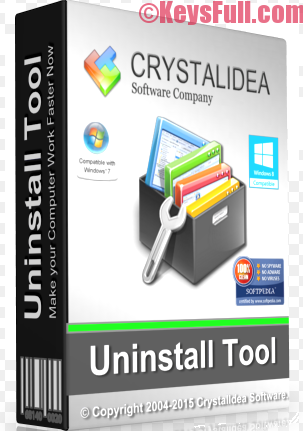Uninstall Tool 3.5.0 Crack & Registration Key Download (1)