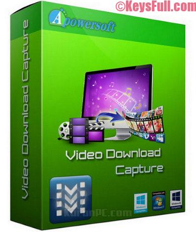 Video Download Capture 6.0.4 Crack With Key Download (2)
