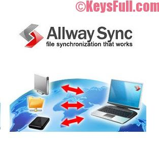 Allway Sync Pro 16.0.1 Crack + Keygen Free Download