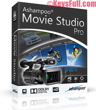 Ashampoo Movie Studio Pro 2.0.9.7 Serial Key Plus Crack (2)