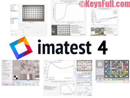 Imatest Master 4.5.0 Crack Free Download