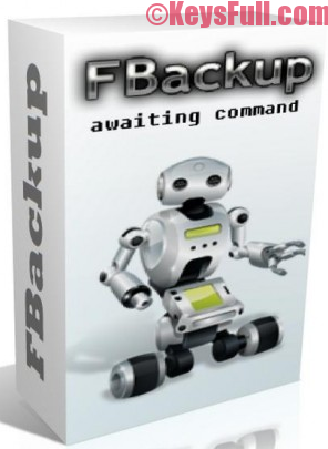 FBackup 6.3 Crack Free Download