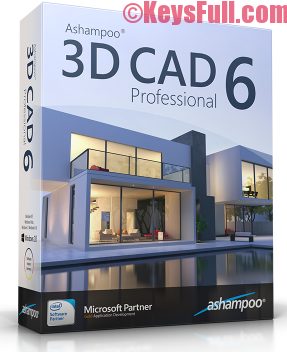 Ashampoo 3D CAD Professional 6 Serial Number With Crack