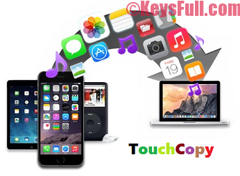 TouchCopy 16.00 Full Activation Code Plus Crack