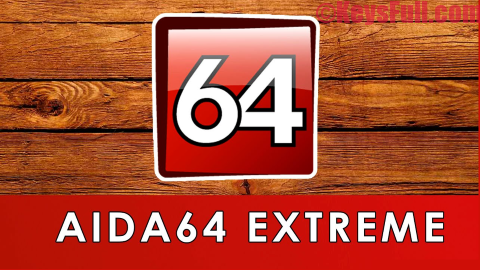 AIDA64 Extreme 5.80 Full Serial Key Free Download