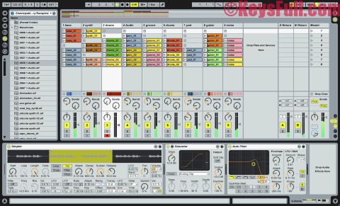 Ableton Live (free version) download for PC
