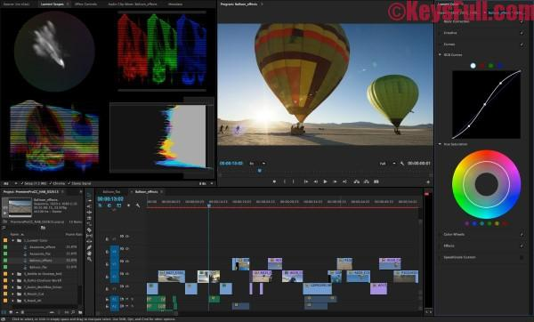 Adobe Premiere Pro CC 2017 v11.0 Crack Plus Serial Number