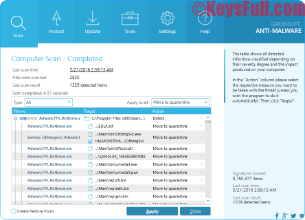 GridinSoft Anti-Malware 3.0 Full Activation Code Available Now
