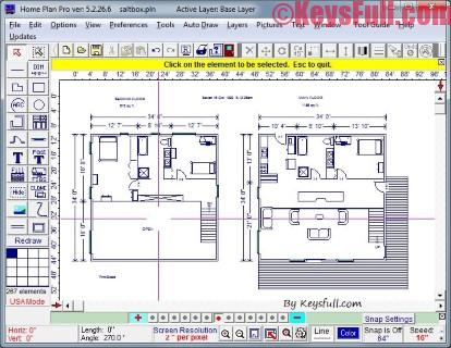 Home Plan Pro 5.5.1 Full Serial Key 2016 is Here!
