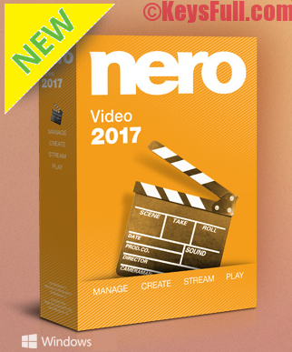 Nero Video 2018 Full Version Serial Is Here!