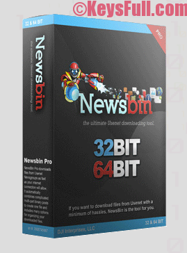 NewsBin Pro 6.72 Crack + Serial + Keygen Download