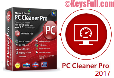 PC Cleaner Pro 14.0 Full License Key 2017 Available
