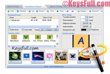 Photo DVD Maker Professional 8.53 Crack Plus Keygen
