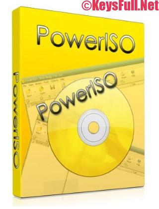 PowerISO 7.7 Crack + Registration Key 2020
