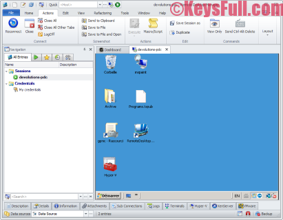 Remote Desktop Manager Enterprise Edition 11.7 Crack Serial Keygen Free Download