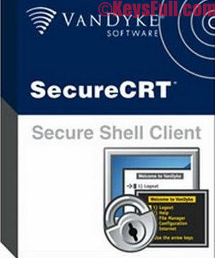 SecureCRT 8.0.3 Full License Key Free Download