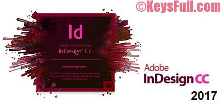 Adobe InDesign CC 2017 Full Version Crack Download