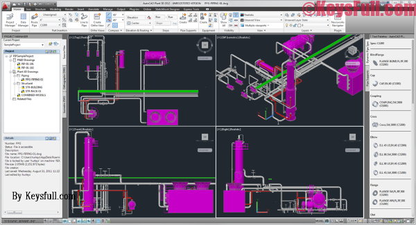 AutoCAD Plant 3D 2017 Crack Serial Number is Here!