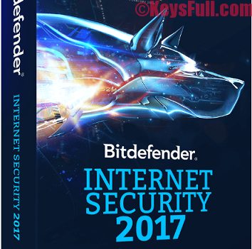 Bitdefender Internet Security 2017 v21.0 Crack + Key + Keygen