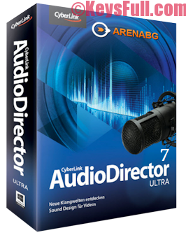 CyberLink AudioDirector 7.0 Ultra Crack Download