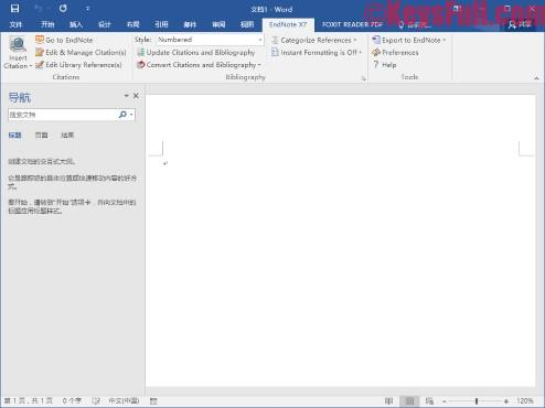 EndNote X8 Full Crack Free Download